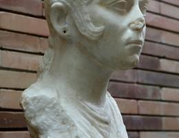 "Retrato conocido como la ""Gitana"" (MNAR, Nº Inv CE689). Archivo MNAR."